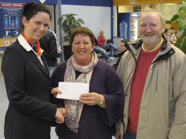 Waterford Airport raise much needed funds for the South East Cancer Foundation image