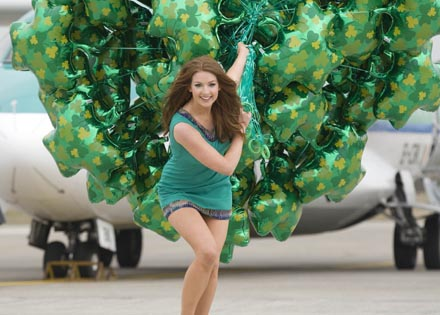 Extra Reason to Celebrate St. Patrick's Day, Waterford Flights Go On Sale on Aer Lingus Website